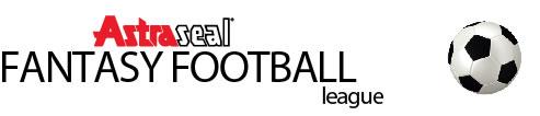 Astraseal Fantasy Football league